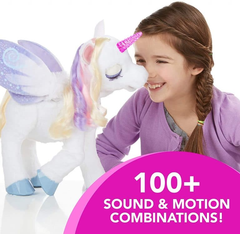 Furreal Friends Star Lily unicorn review
