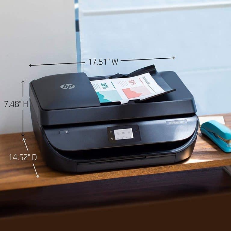 HP 5255 printer reviews