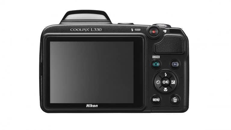 Nikon Coolpix l330 20.2 megapixels digital camera