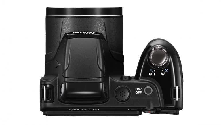 Nikon Coolpix l330 20.2mp digital camera black
