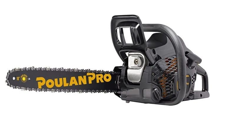 Poulan Pro Chain Saw Review