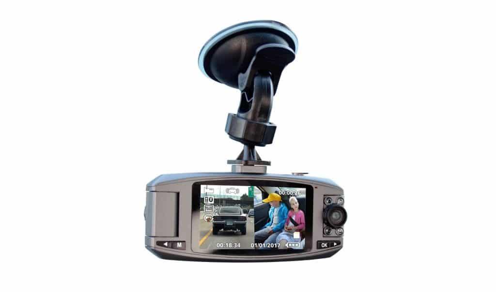 Whistler Dash Cam Review