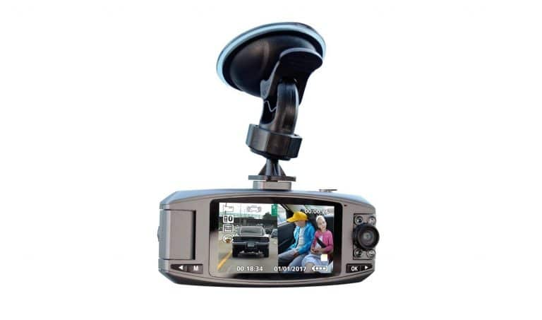 Whistler Dash Cam Review