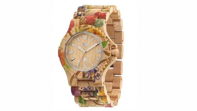 we wood watch review