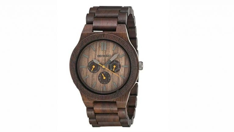 wewood kappa watch