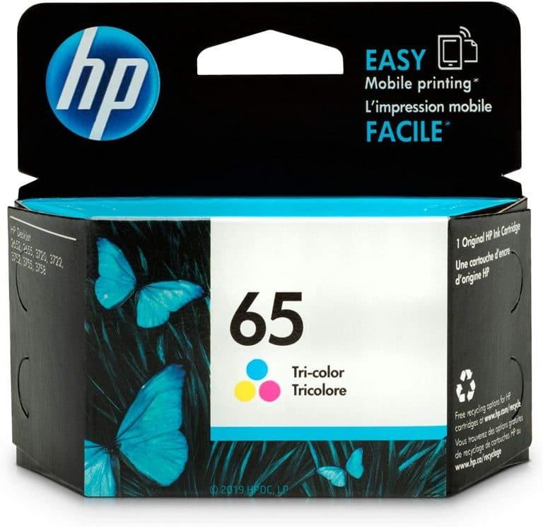 hp envy 5000 printer ink