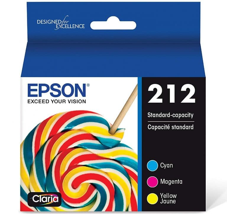 Epson 212 ink cartridges