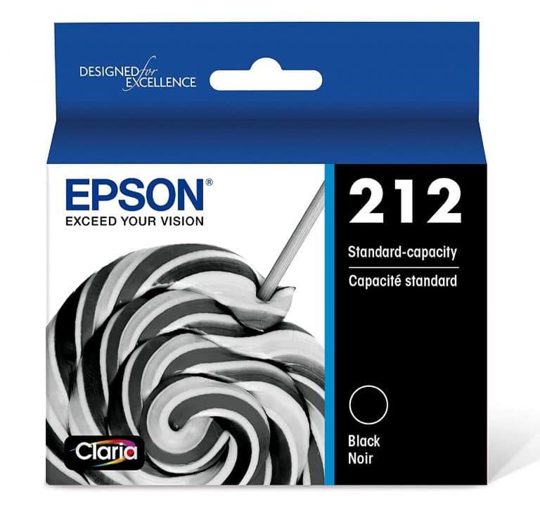 epson 212 black ink